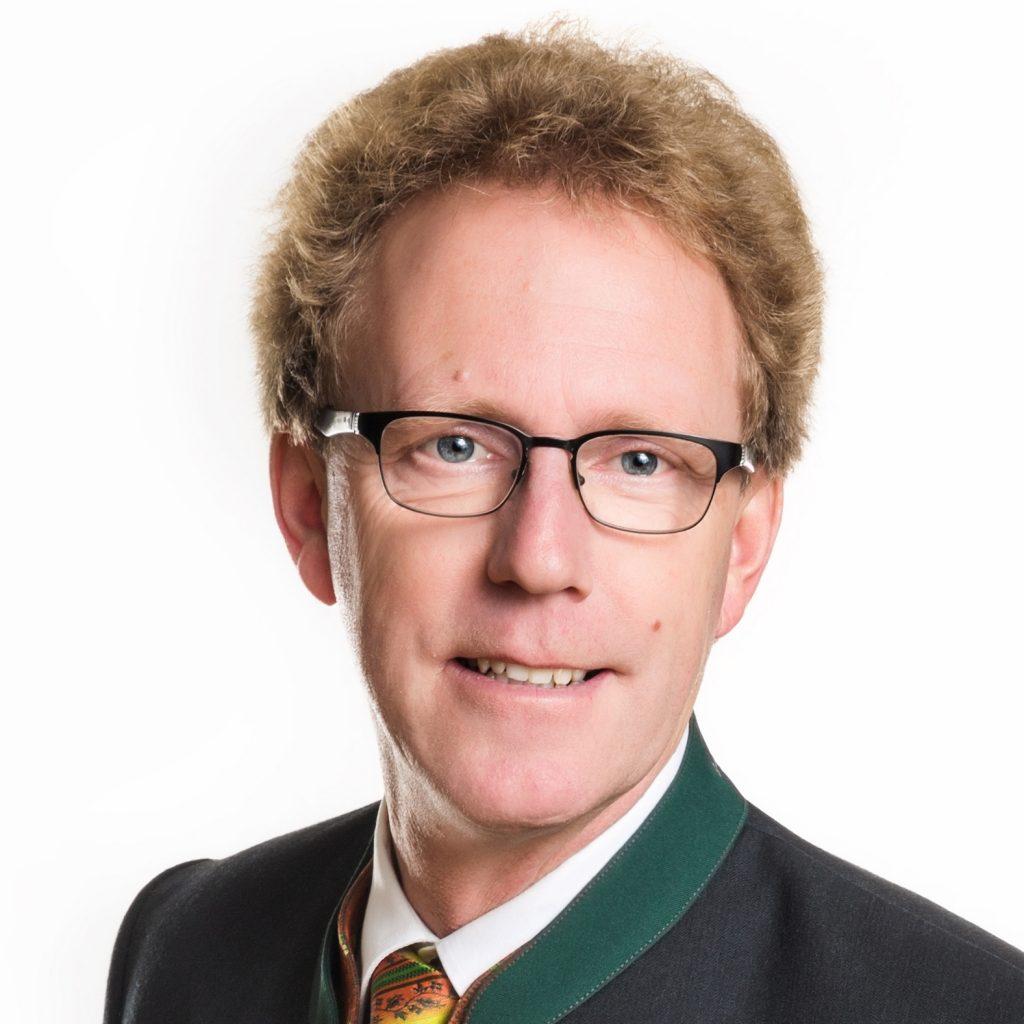 Bürgermeister Werner Höfler